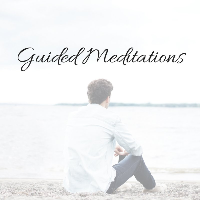 Guided Meditations self compassion, mindfulness, self acceptance