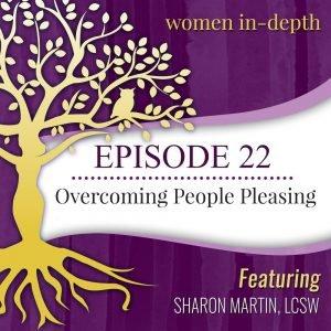 Sharon Martin interview Women in Depth