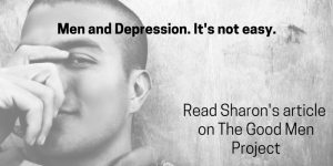 sharon martin mental health blogger