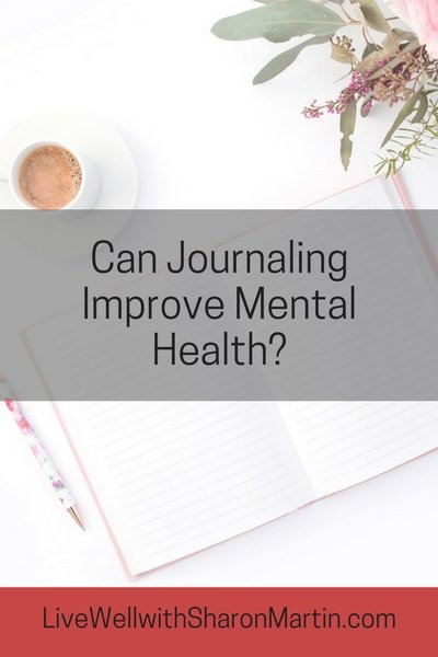 Can Journaling Improve Mental Health?