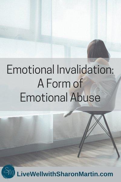 Emotional Invalidation #abuse #emotional #gaslighting #control #narcissist #invalidation