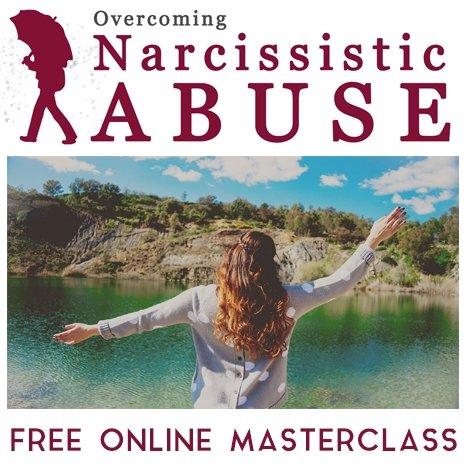 narcissistic abuse free webinar