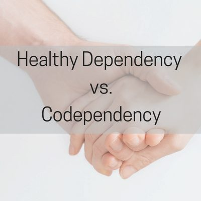 Healthy Dependency vs Codependency #codependency