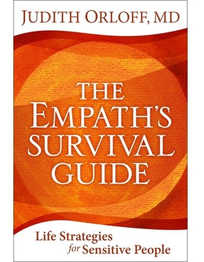 The Empath's Survival Guide #bookreview #selfhelp #HSP #empath #coping #selfcare