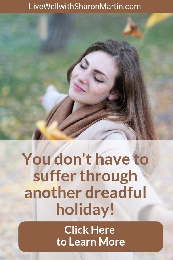 The holidays are stressful for most of us. Learn boundaries, stress management, assertiveness, and how to prioritize your needs. An online stress management class and holiday support group. #codependency #recovery #support #onlineclass #stress #holiday