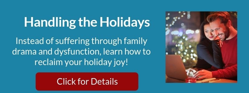 Handling the holidays workbook