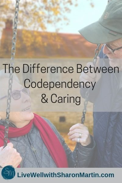 The Difference Between Codependency and Caring