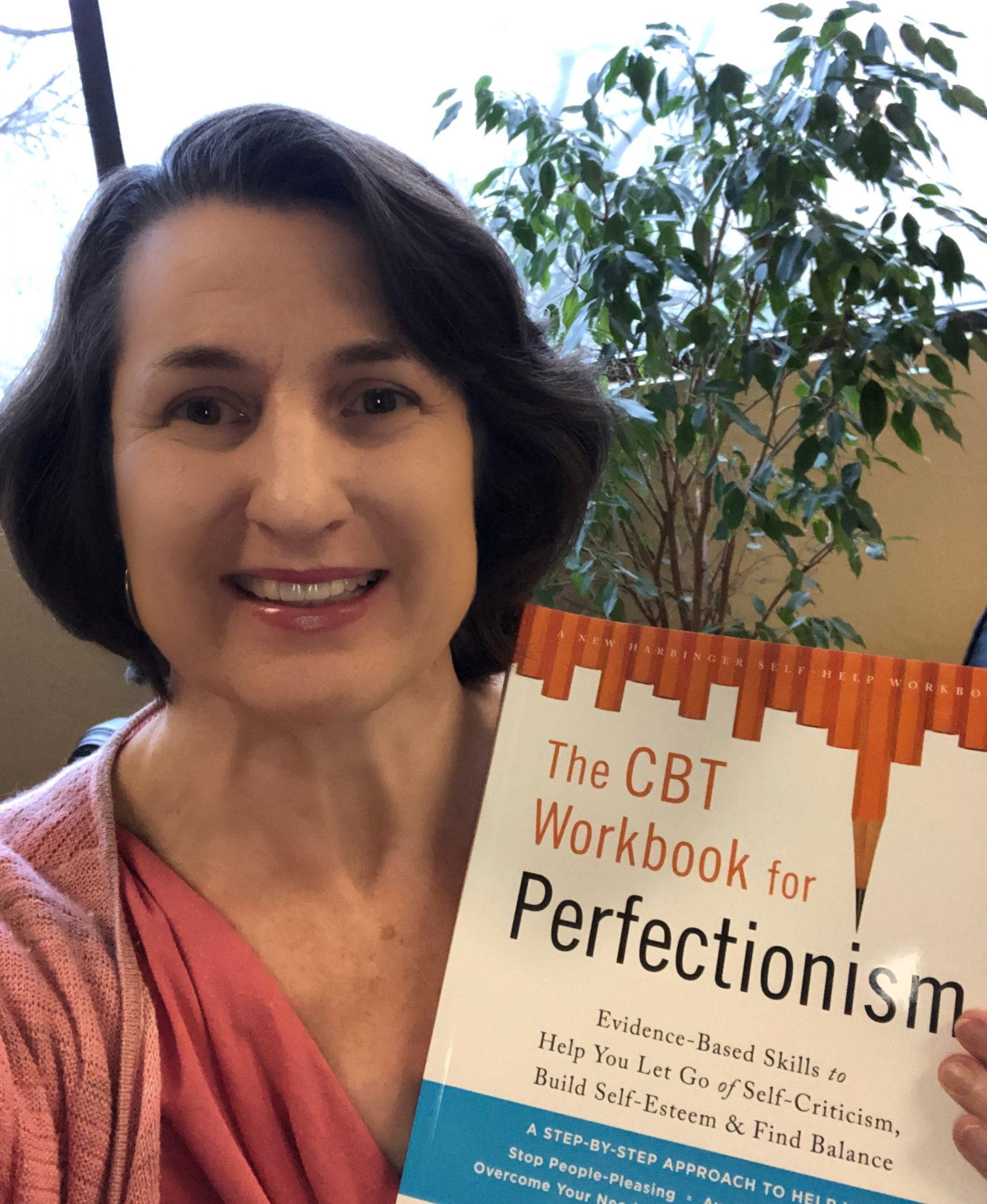 perfectionism workbook