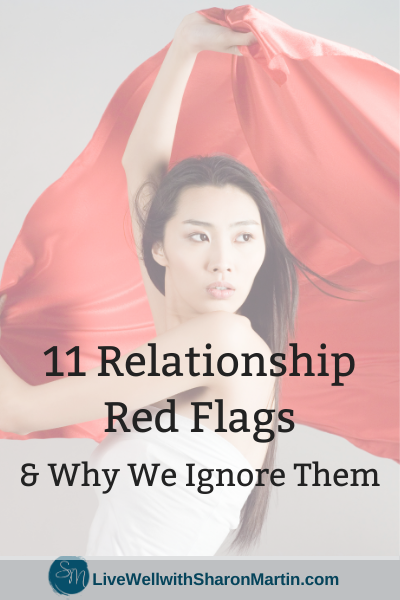 Red flags: signs of toxic  or abusive relationship