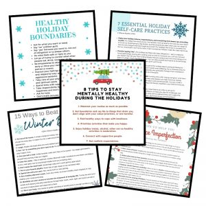Coping with the Holidays PDF