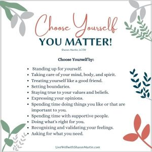 self-worth affirmation