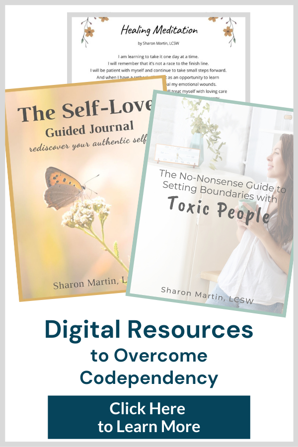 Digital Resources to Overcome Codependency
