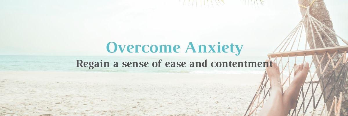 Anxiety stop overthinking